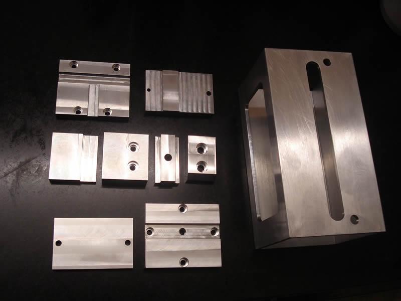 CNC Milling Fixture